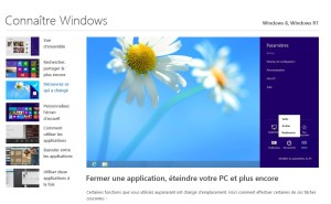 Windows 8: le guide.