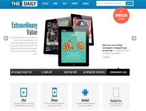 The Daily: au-delà du publireportage!