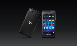 Le test du BlackBerry Z10 avec le système 10.