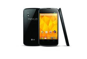Le Google Nexus 4 fabriqué par LG.