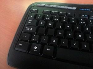 Logitech s'efface progressivement, comme ses claviers...