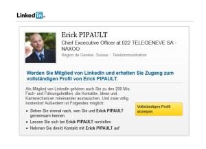 Erick Pipault, nouveau CEO de Naxoo.