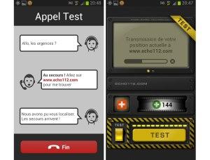 Après my144, Echo112: une application qui permet de sauver des vies.