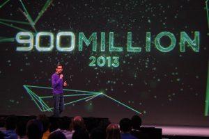 Android: 900 millions de terminaux!