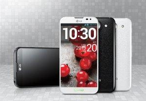 Le LG Optimus G Pro, en attendant le G2.