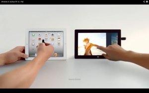 Surface vs iPad: Microsoft remet ça!