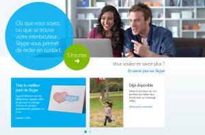 Le logiciel Skype racheté par Microsoft.