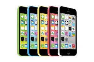L'iPhone 5C d'Apple moins cher, mais équipé d'une coque moderne en plastique!