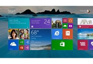 Windows 8.1 débarque dans un mois.