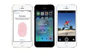 L'iPhone 5s sur le gril: un début agréable.