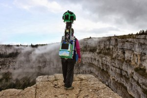 Google Trekker arrive en Suisse. Des vues panoramiques des sentiers menant aux cabanes du CAS vont arriver.