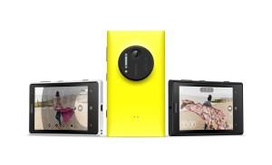 Nokia Lumia 1020: 41 millions de pixels.