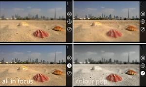 Nokia Refocus: la classe!