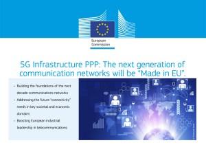 L'Europe ne veut pas rater la 5G.