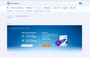 Swisscom donne une bonne leçon à UPC Cablecom!