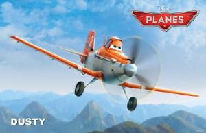 Planes de Disney sur HollyStar.