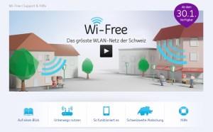 UPC Cablecom lance Wi-Free à St-Gall.
