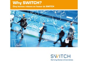 Switch Serving Swiss Universities.