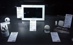 Archos propose une gamme complète d'accessoires pour la maison connectée.