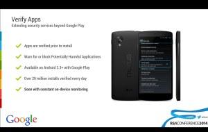 Google soigne la sécurité d'Android. Du moins sur ses publicités.