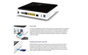 L'Internet Box devient NAS.