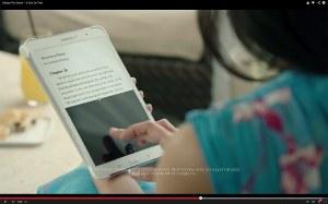 Samsung Galaxy Pro: taillées pour le multitasking!