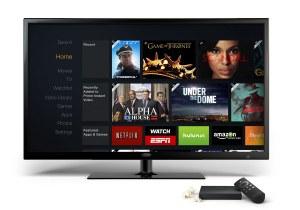 Amazon Fire TV reconnaît la voix de son maître grâce à la reconnaissance vocale.