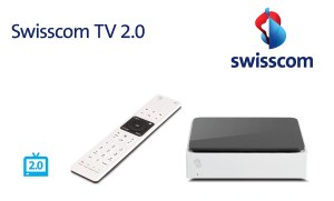 Swisscom TV 2.0.