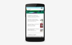 Alerte va envoyer des alertes produits sur son service Google Now.