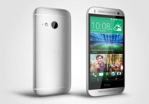 Le HTC One Mini 2 Silver.