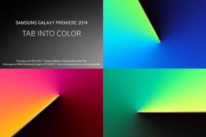 «Tab into color» par Samsung.
