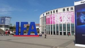 High-tech et multimédia: déjà à Berlin pour l'IFA 2016…