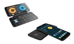 L'innovant Alcatel Onetouch Hero 2 et son écran Full HD de six pouces.