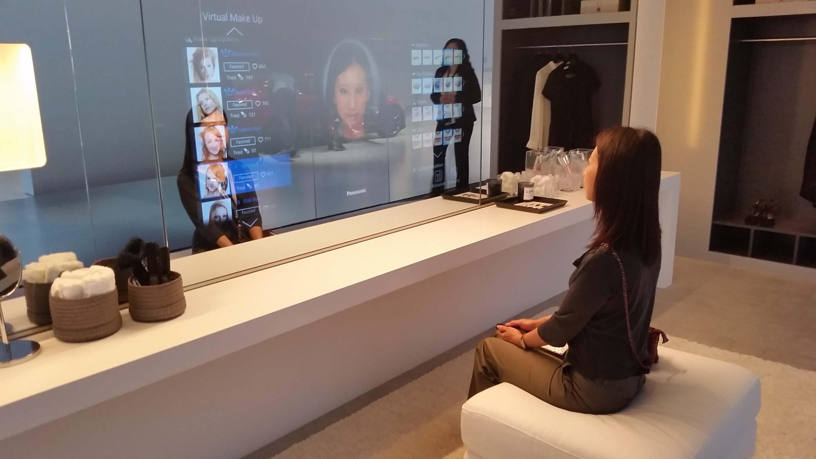 Ifa 2014 la r alit virtuelle dans votre chambre coucher for Simuler sa cuisine