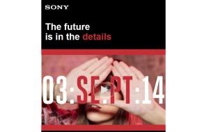 Sony tease son Xperia Z3 à la veille de l'ouverture de l'IFA.