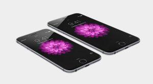 Les iPhone 6 et iPhone 6 Plus.