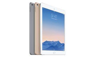 L'iPad Air 2 d'Apple est arrivé en Suisse et en France.