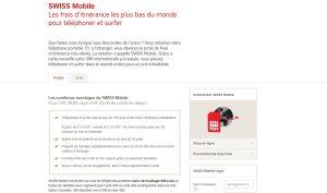 Swiss Mobile met une bonne claque à nombre d'opérateurs.