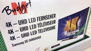 La 4K est déjà banale, sauf pour les poussives chaînes de TV à grand-papa!