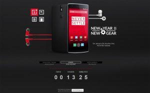 Le One de OnePlus disponible mardi en France. Premier prix 269 euros pour le 16Go...