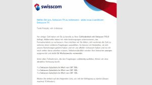 Swisscom TV 2.0 proche de de la perfection?
