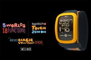 Swatch Touch Zero One