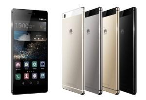 Le Huawei P8 ne mesure que 6,4 mm d'épaisseur.