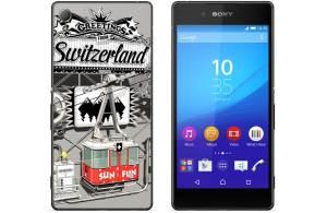 Sony Xperia Z3+ for Switzerland.
