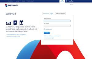Communication parfois difficile entre Gmail de Google et Bluewin de Swisscom.