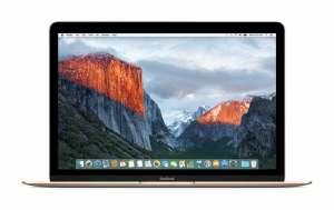 Mac OS X 10.11 El Capitan.