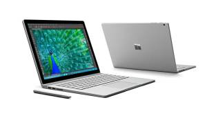 Microsoft Surface Book.