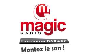 Magic Radio débarque sur le DAB+ à Lausanne.