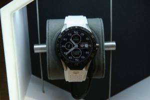Tag Heuer franchit le pas de l'horlogerie logicielle! Getty Images for Tag Heuer.