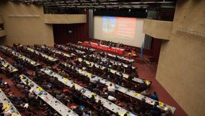 Conférence mondiale des radiocommunications: les 3300 participants n'ont pas chômé!
